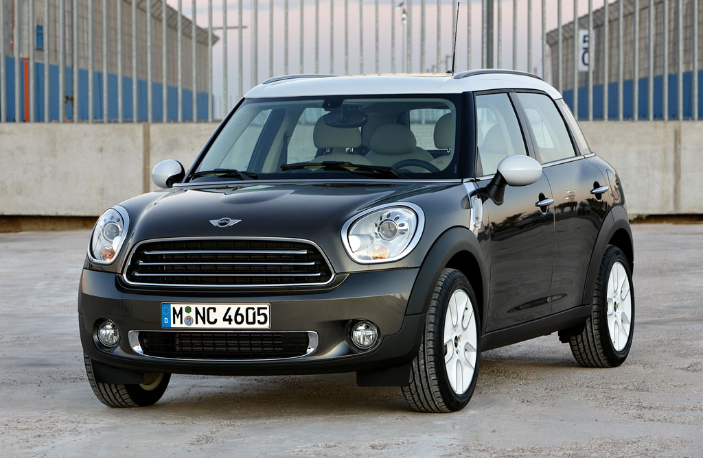 2011 MINI Countryman: Safe, Sporty, Fun-To-Drive Four-Seater