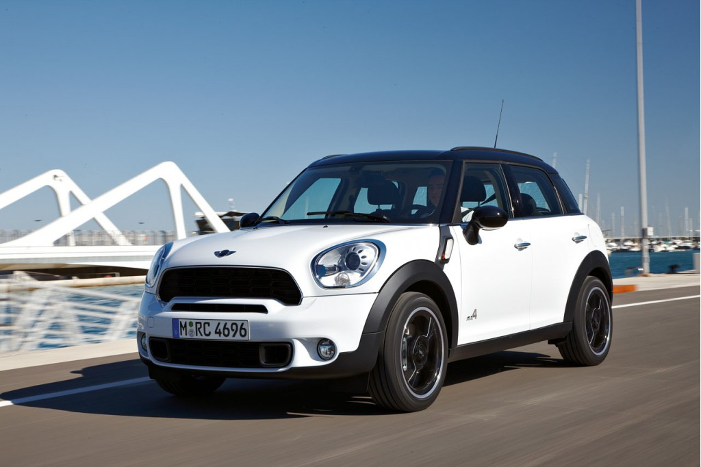 Dimensioni mini countryman