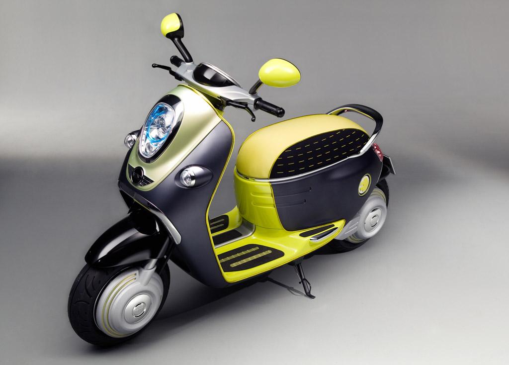 2010 MINI Scooter E Concept