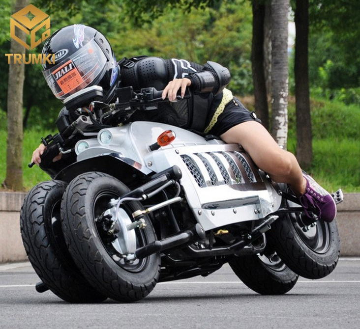 Is this mini knock-off Dodge Tomahawk the right way to spend your stimulus check?