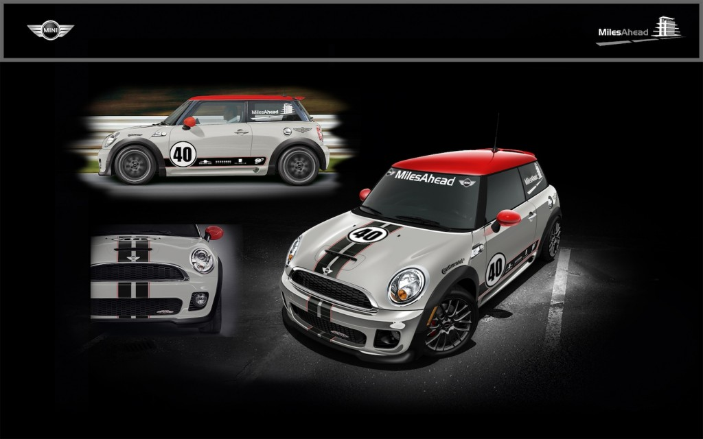 MINI's Performance Motoring School cars - image: MINI USA