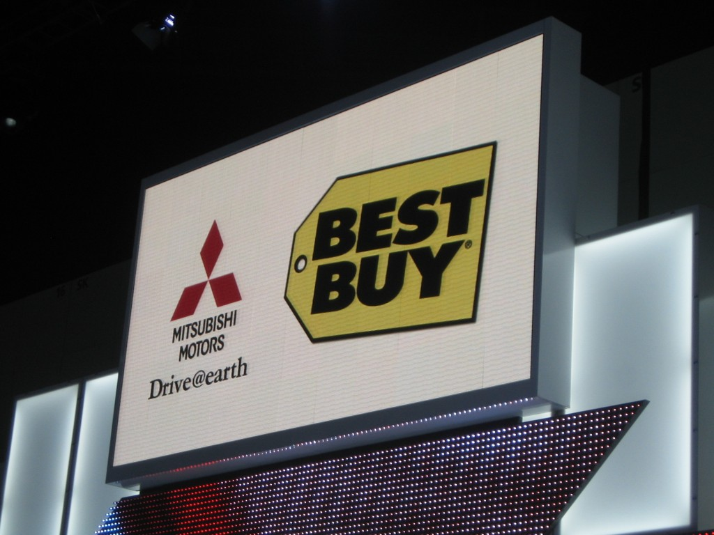 Mitsubishi, Best Buy Test MiEV; U.S. Electric Car Due In 2011
