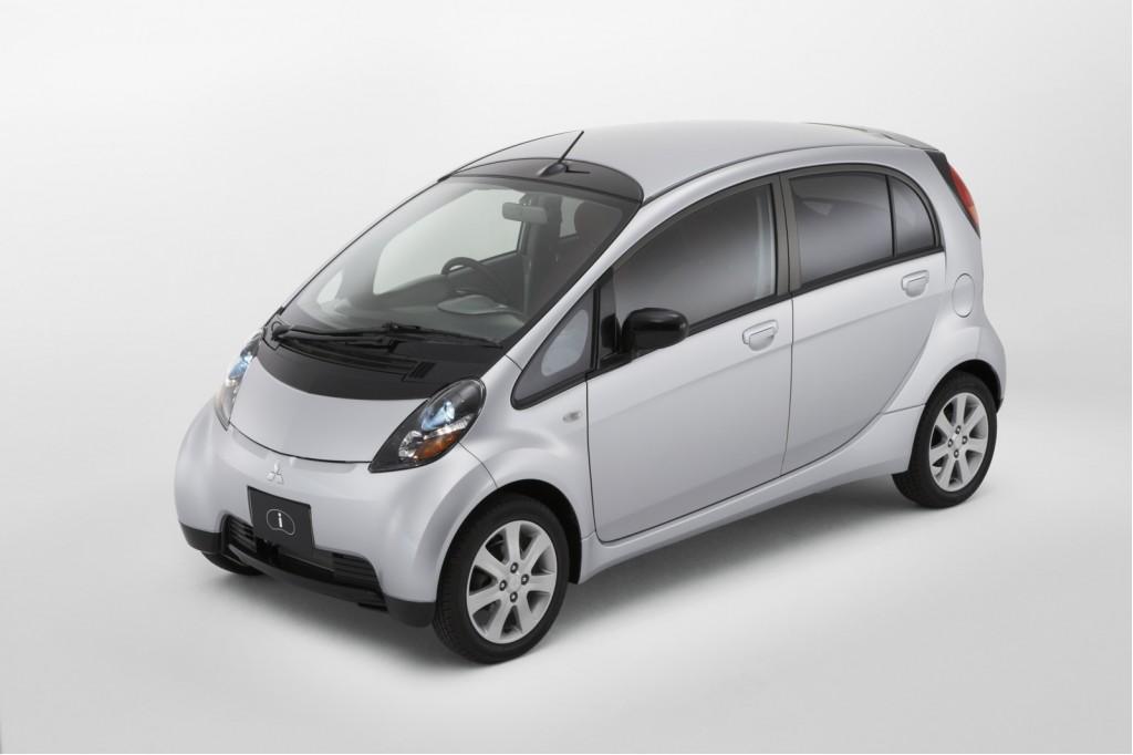 Mitsubishi i minicar