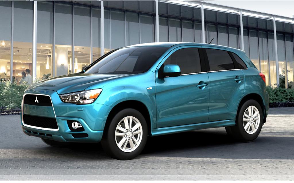 Mitsubishi Planning New Compact SUV And Minicar For U.S