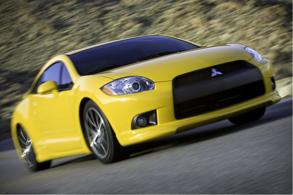 Affordable Sports Car 2010 Mitsubishi Eclipse