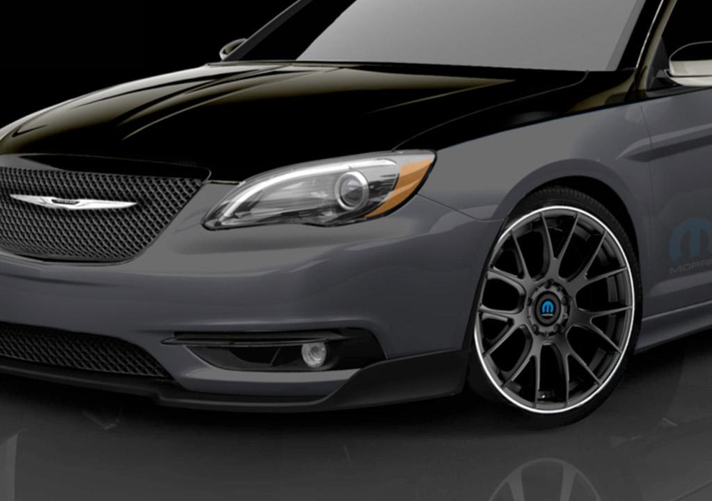 2011 Detroit Auto Show Chrysler 200 And Fiat 500 Get