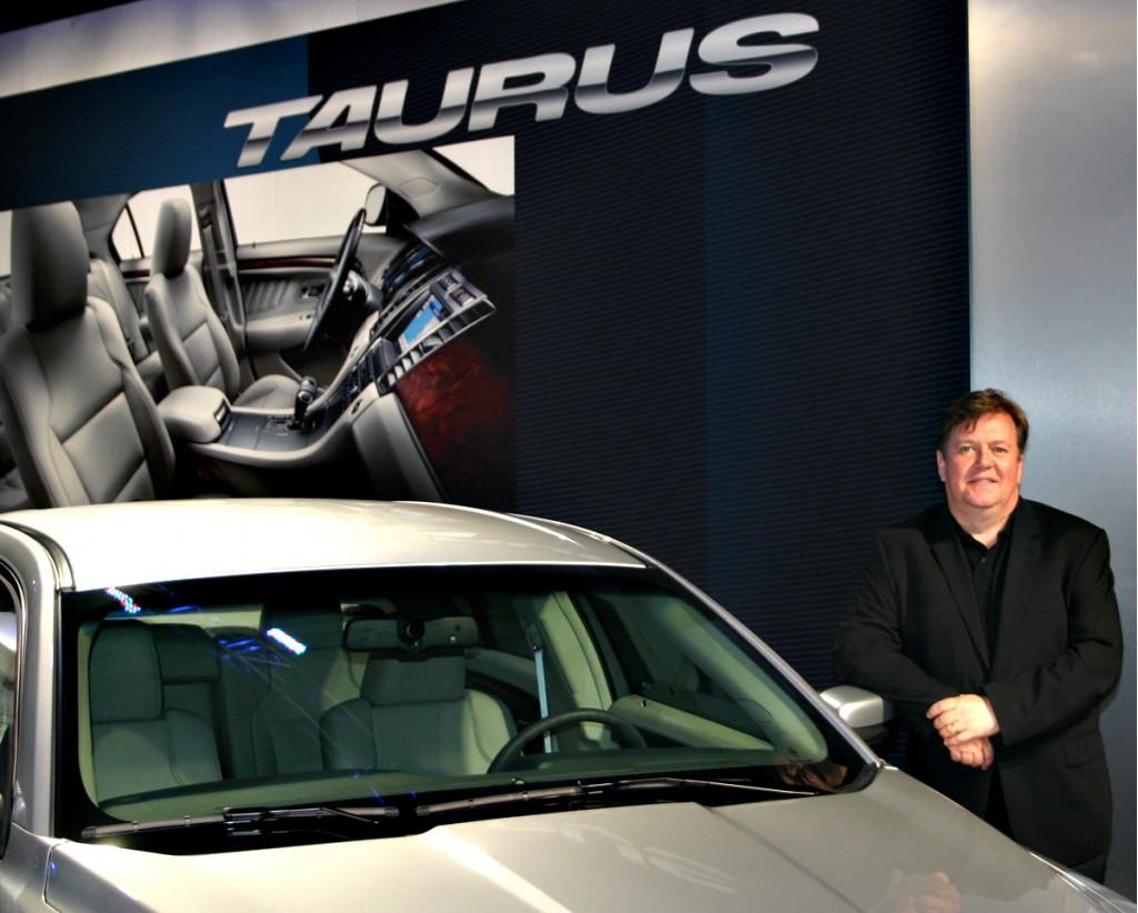 Moray Callum,  Executive Director, Ford Americas Design