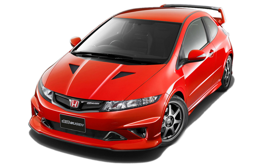 Mugen Honda Civic Type-R Euro Spec