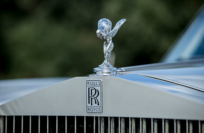 Rolls-Royce once owned by Muhammad Ali hitting auction block