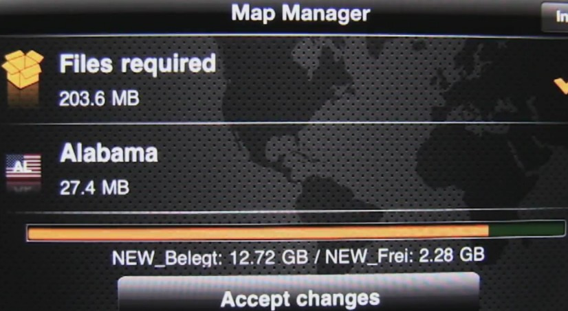 Garmin Update Software >> Navigon Now Lets Users Download Maps One State At A Time