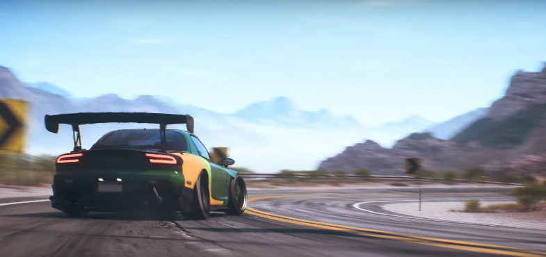 Need For Speed Payback Arrives In November With Vast Virtual World