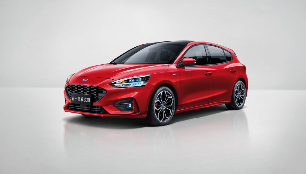 2020 Ford Focus preview