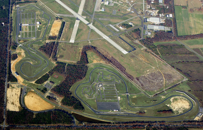 New Jersey Motorsports Park, Host of Inaugural U.S. RallyCross, Bankrupt