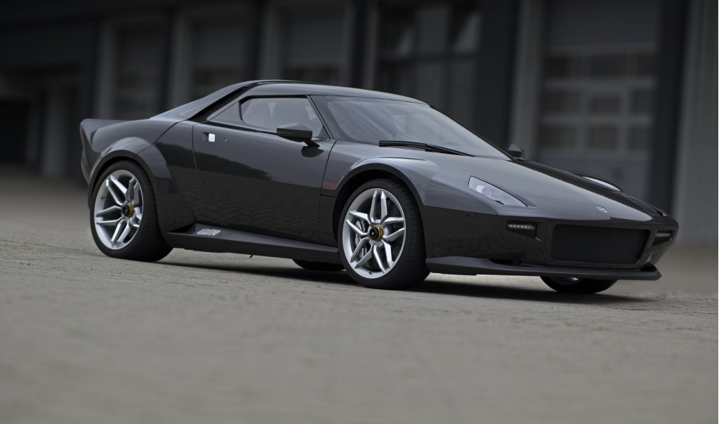 8 years after reveal, New Stratos to finally see limited production