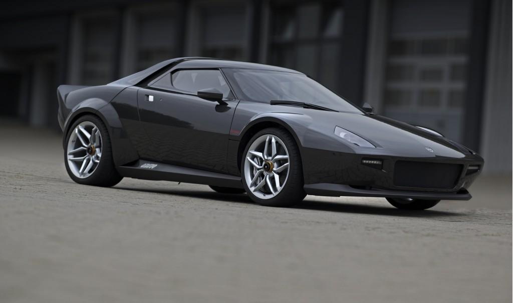 New Stratos will cost $617,000, plus a Ferrari 430 Scuderia