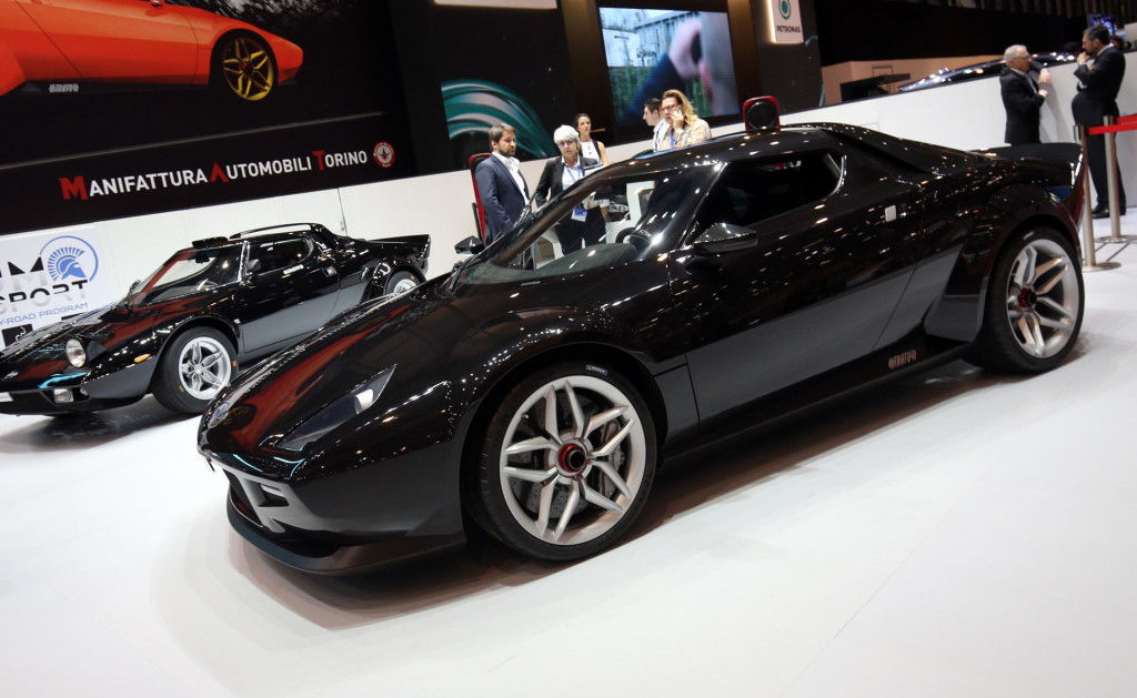 New Stratos debuts at 2018 Geneva auto show