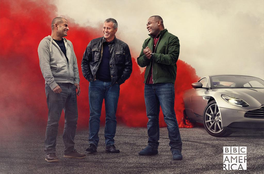 New 'Top Gear' hosts Chris Harris, Matt LeBlanc and Rory Reid