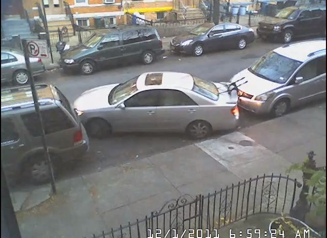 New York City Parallel Parking Job Yeah It Ll Fit