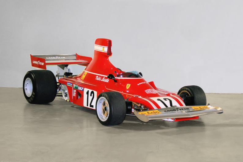 Found On Ebay Niki Lauda S 1974 Ferrari B3 Formula 1 Car