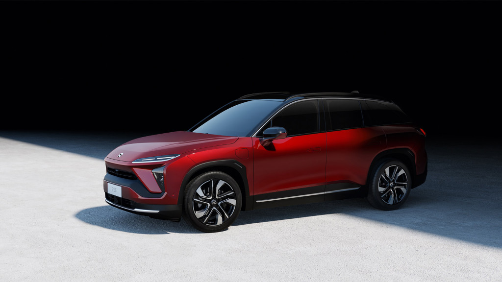 Nio recalls SUVs in China after battery fires