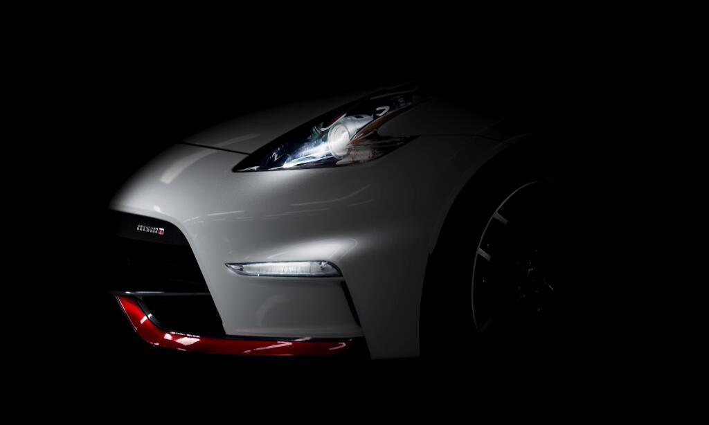 NISMO global product debut teaser image