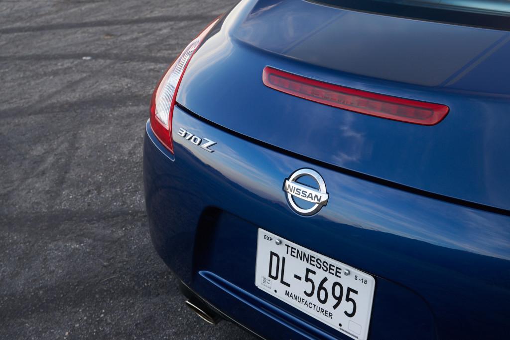 2019 Nissan 370Z preview