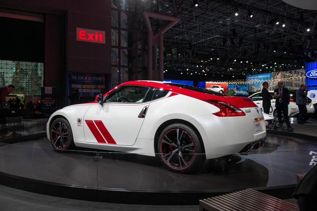 2020 Nissan 370Z 50th Anniversary Edition, 2019 New York International Auto Show