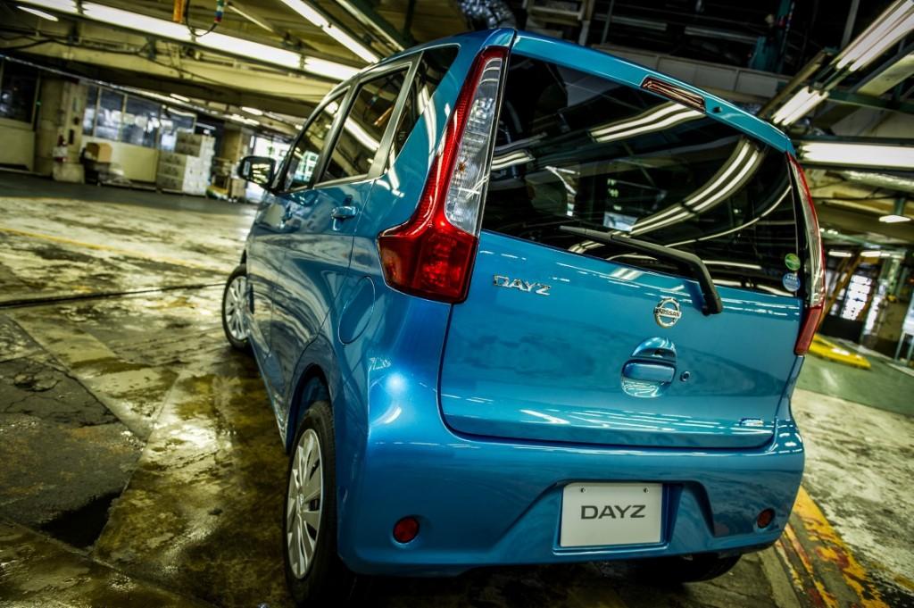 Nissan DAYZ kei-class minicar