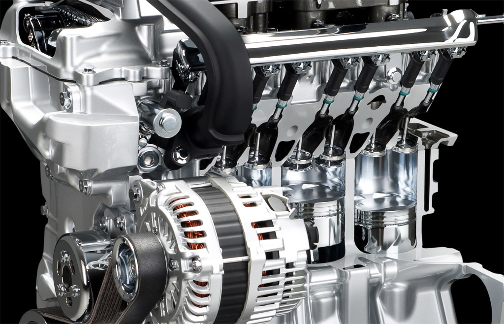 Small Four Cylinder Engines Are Here To Stay