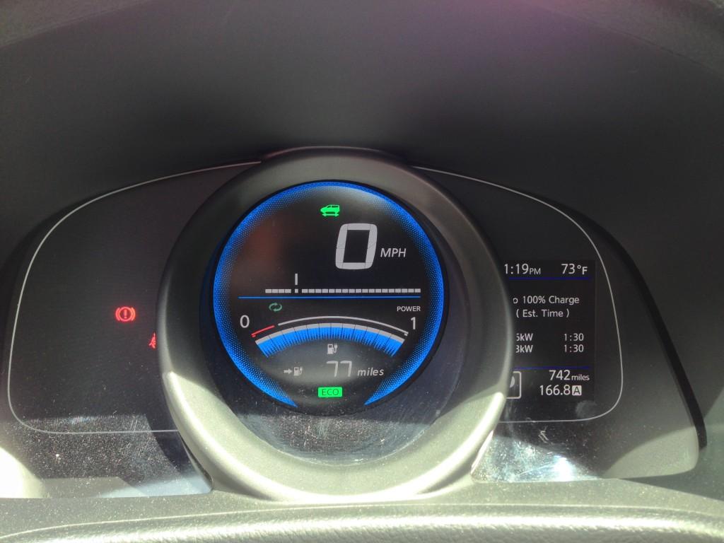 Nissan e-NV200  -  First Drive, June 2014