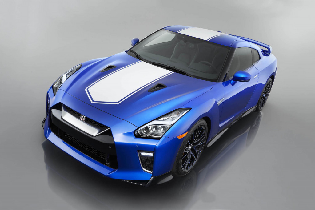 2020 Nissan GT-R preview