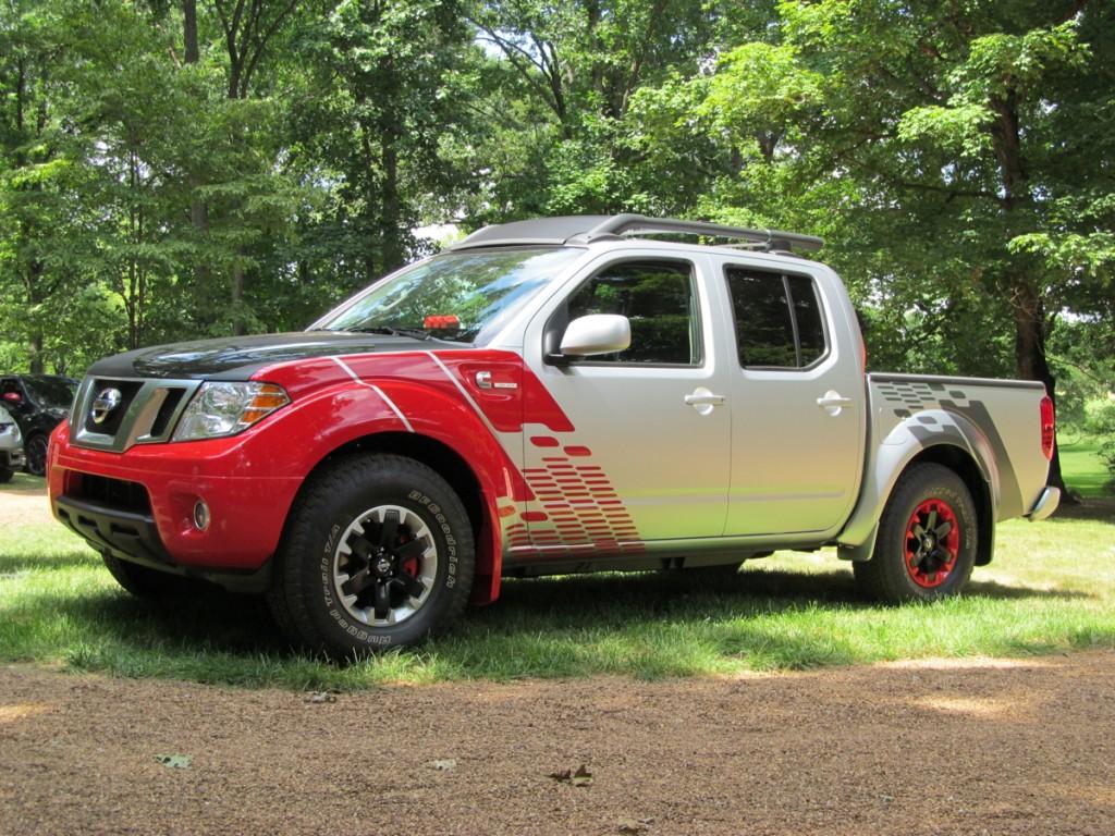 Nissan Frontier Diesel Pickup Truck: Prototype Drive Review