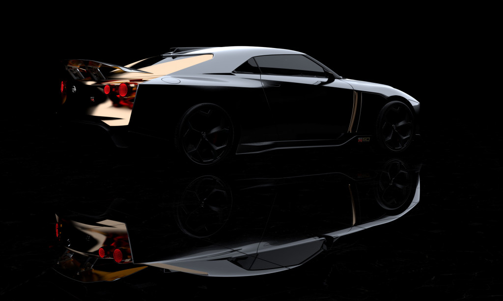 Nissan and Italdesign show one-off GT-R with 710 horsepower