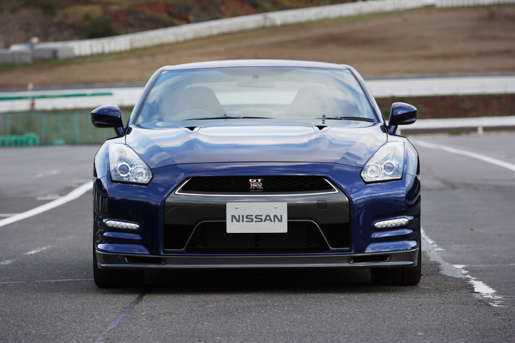 2013 Nissan GT-R (Japanese spec) - Photo copyright Openers.jp