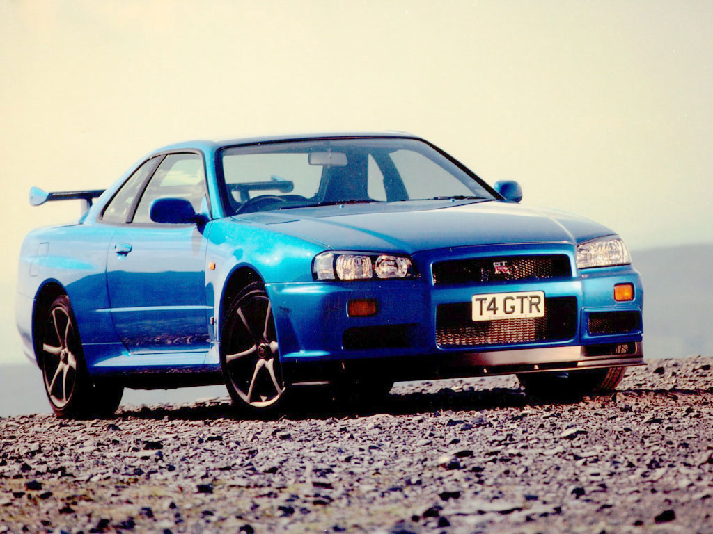 The Skyline GT-R team actually operated independently ...