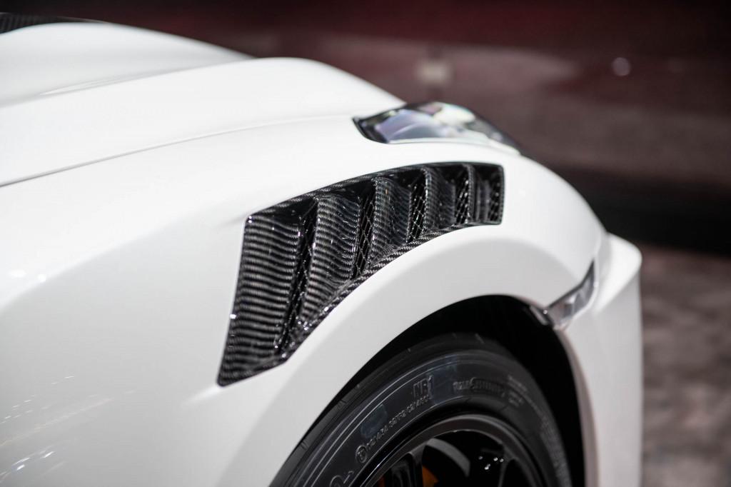 2020 Nissan GT-R NISMO, 2019 New York International Auto Show