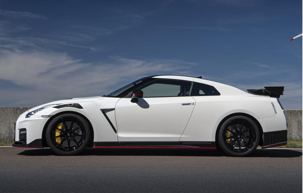 2021 Nissan GT-R Nismo