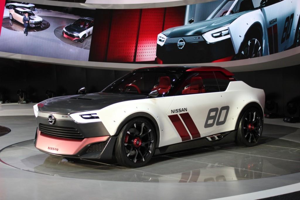 Nissan IDx Nismo Concept  -  2013 Tokyo Motor Show live photos