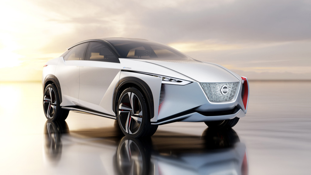 Nissan will let its future electric cars sing with 'Canto'