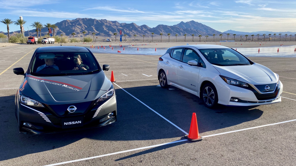 Nissan e-4orce demo: Why electric-car AWD benefits more than performance and traction
