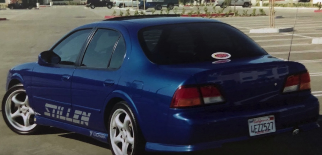 Nissan Maxima from 'The Fast and the Furious' Photo: Craig Lieberman