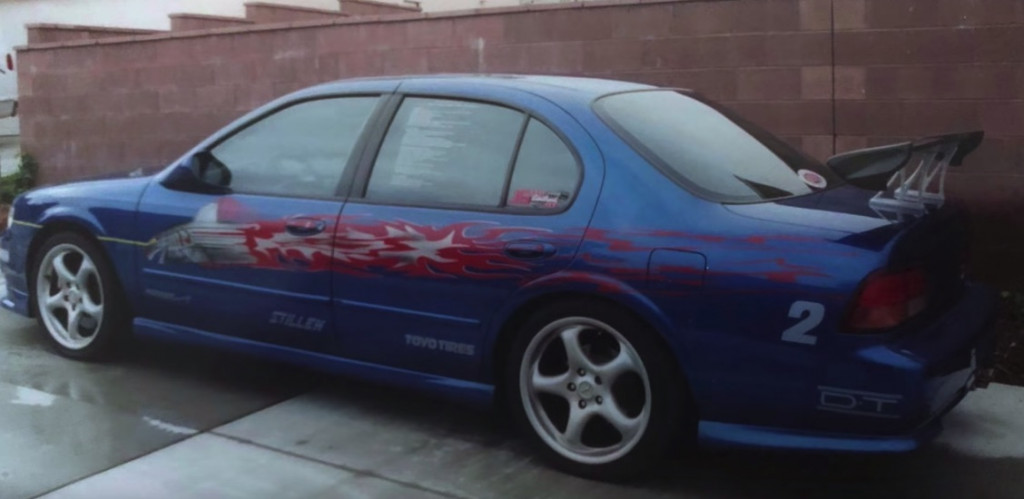 """Deep dive: Vince's Nissan Maxima from """"The Fast and the Furious"""""""