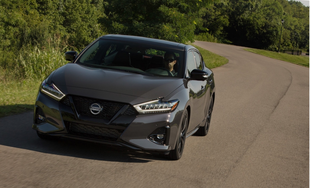 2021 Nissan Maxima celebrates 40th anniversary with fewer trims, higher price