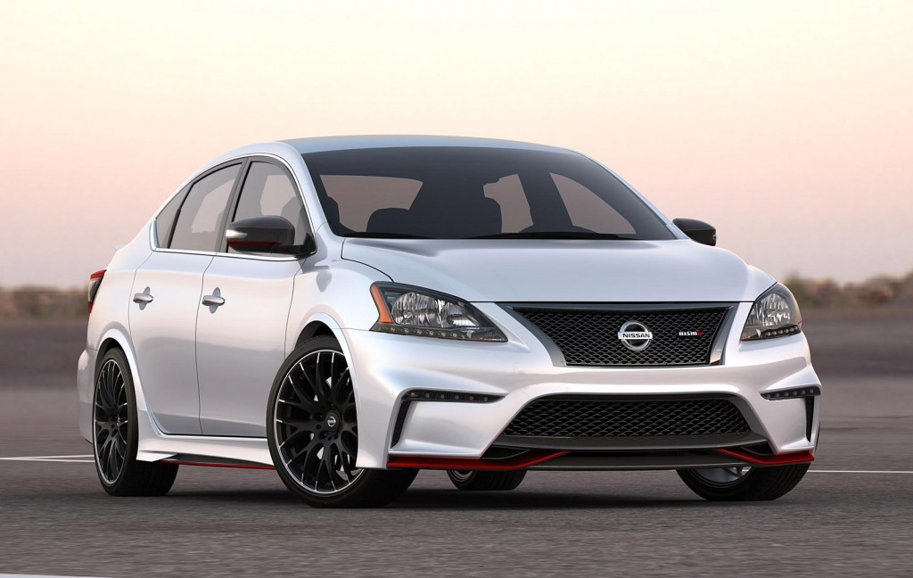 Sentra Nismo Likely To Be Next From Nissan S Go Fast Division
