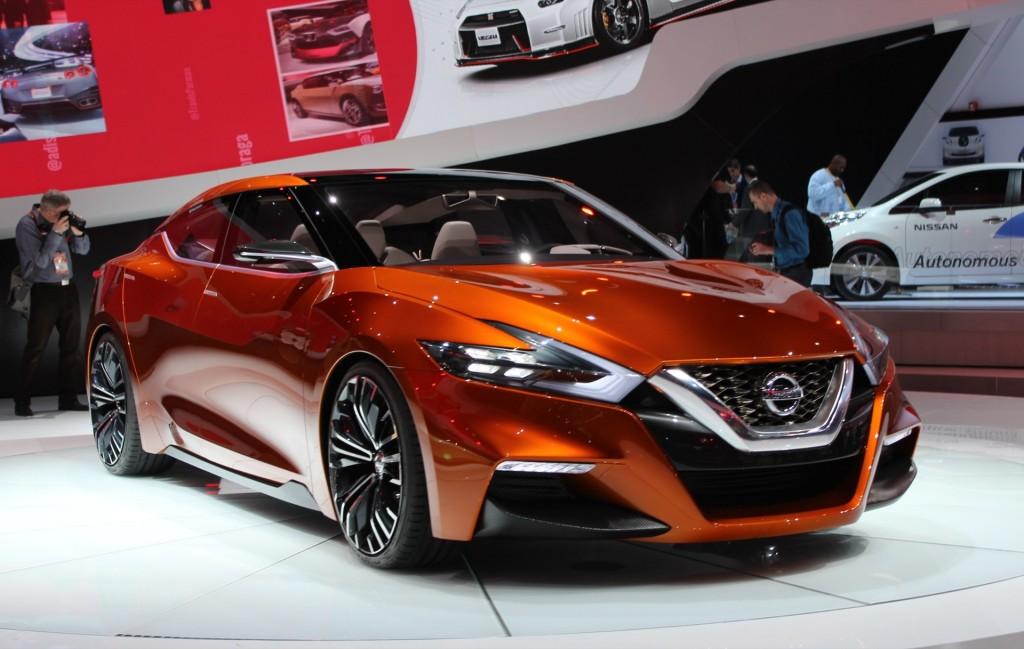 Image: Nissan Sport Sedan Concept