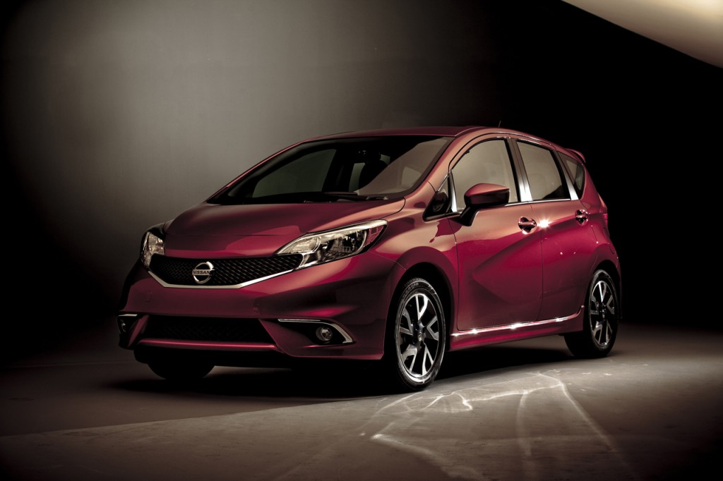 2015 Nissan Versa Note Priced At $14,990, New SR At $18,340