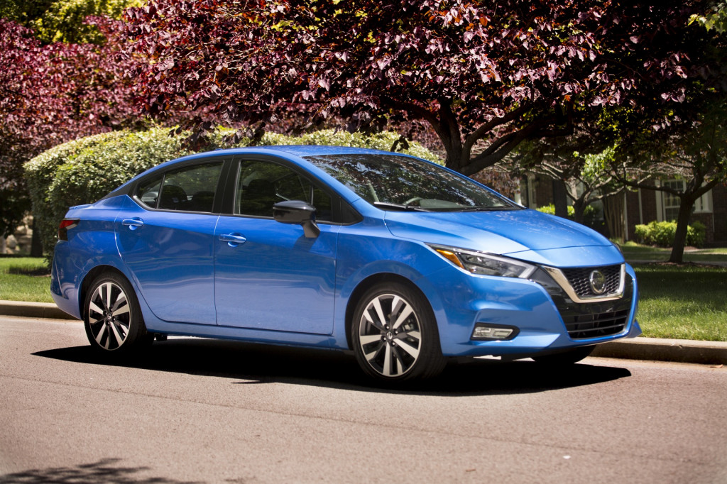 2021 Nissan Versa remains one of the cheapest cars to buy at $15,855