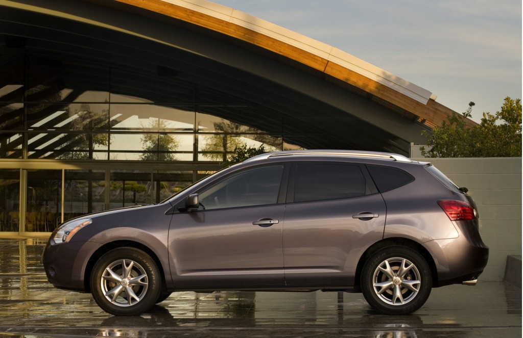 Image 2010 Nissan Rogue Size 1024 X 663 Type Gif