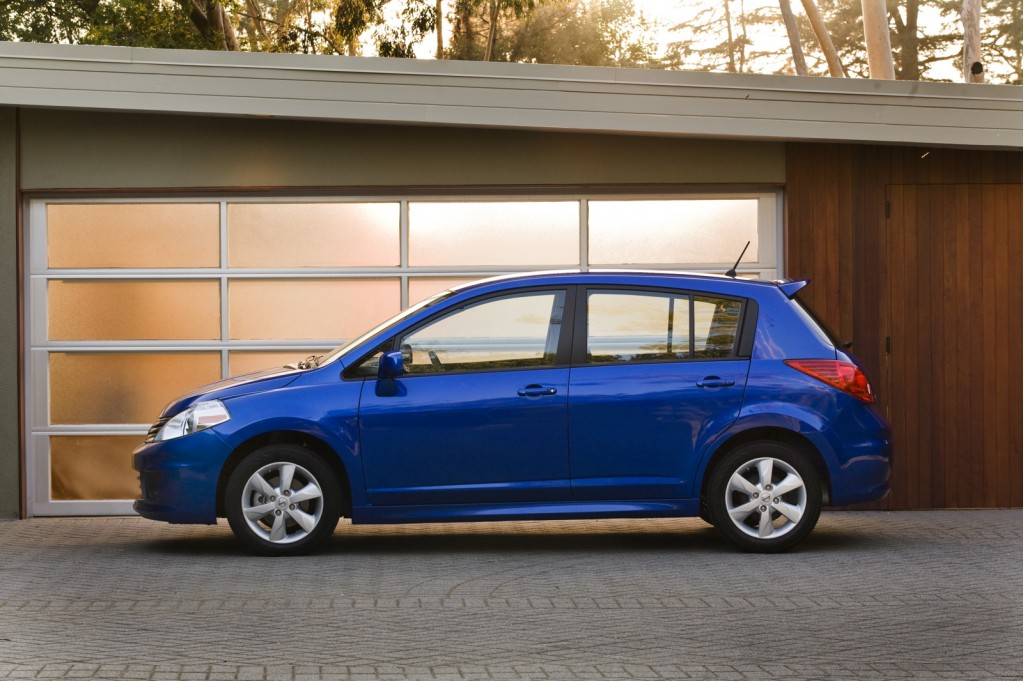 2010 Nissan Versa: A Top Safety Pick For Around $10,000