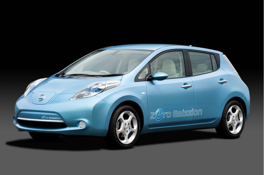 2011 Nissan Leaf Review, Ratings, Specs, Prices, And Photos   The Car  Connection